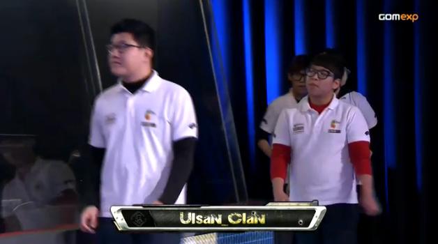 1st-generation vs Ulsan_ClaN