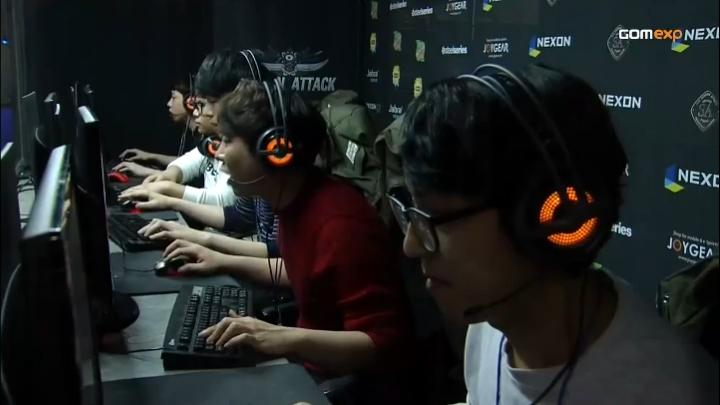 2014 GF 일반부 4강 1경기 3set  Ulsan_Clan vs 1st-generation